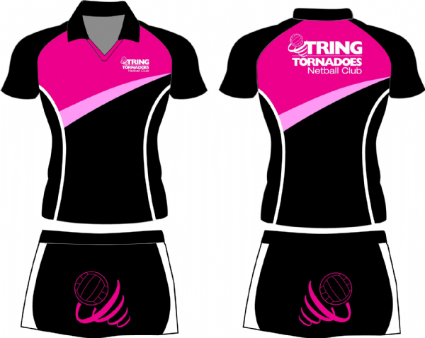 Tring Tornadoes Netball - Match Separate